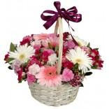 Çiçek Sepetinde arajman