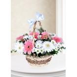 Bir Sepet Dolusu Çiçek