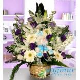 ısparta çiçek arajmanı