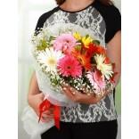 Bu Renkli Çiçekler Sana
